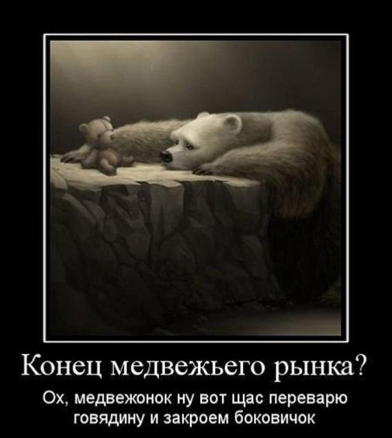 конец медвежьего рынка