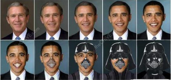 Обама трансформировался