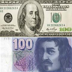 Курс франка к доллару