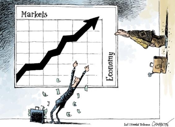 экономический юмор